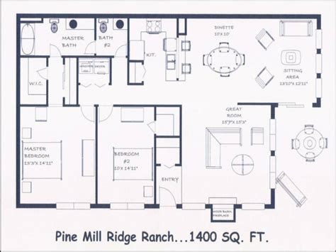 ranch style open floor plans 2018 home comforts
