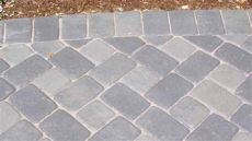 types of concrete pavers choosing between concrete pavers and poured concrete