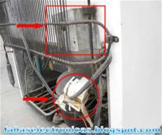 porque mi nevera frigidaire bota agua industrial refrigerators refrigerador mabe no enfria abajo