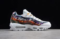 nike air max 95 erdl party camo nike air max 95 erdl camo white multi color ar4473 100 with sneaker