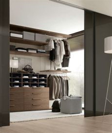 12 walk in closet inspirations to give your bedroom a trendy makeover - Walk In Wardrobe Sliding Doors