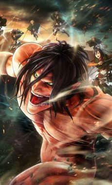attack on titan christmas phone wallpaper attack on titan iphone wallpapers top free attack on titan iphone backgrounds wallpaperaccess