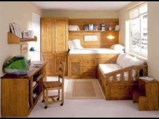 recamaras de madera modernas para jovenes dormitorios juveniles modernos en madera