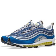 air max 97 plus blue nike air max 97 atlantic blue voltage yellow end
