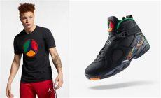 air jordan 8 tinker shirt air 8 tinker air raid shirt sneakerfits
