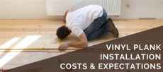 luxury vinyl plank flooring installation cost vinyl plank flooring cost installation pricing 2020 cost guide