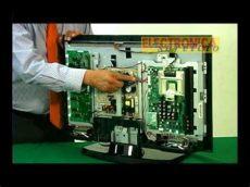como arreglar la imagen de un televisor samsung reparando televisores de lcd hd