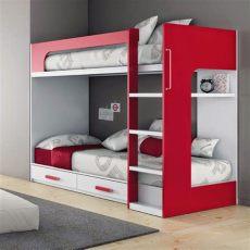 ultimos dise 241 os de litera literas modernas camas literas para ni 241 as - Disenos De Literas De Madera Modernas