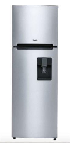 refrigerador whirlpool 14 pies wt4020s whirlpool refrigerador 14 pies dual wt4020s acero inoxidable casa conin linea blanca y m 225 s