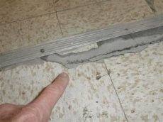 asbestos in flooring exles of possible asbestos materials in homes magpie property inspections llc
