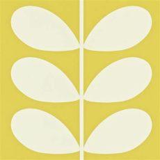 wallpaper orla kiely uk orla kiely wallpaper stem yellow