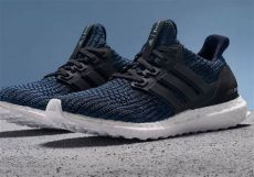 adidas x parley ultra boost 4 0 quot blue quot release date sneakernews - Ultra Boost 40 Parley Legend Ink
