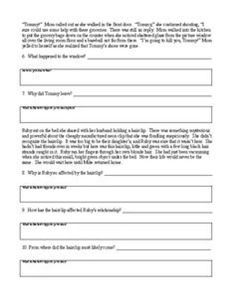experimental design worksheet answer key science materials pinterest
