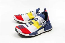 pharrell williams bbc hu nmd shoes article no bb9544 x pharrell williams x adidas nmd hu multicolored bb9544 foot district