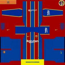 i made the rumoured barcelona 20 21 kit wepes - Fc Barcelona Kit Dls 1819
