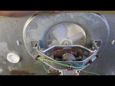 como checar el ventilador de un refrigerador como desarmar y reparar un ventilador de refrigerador
