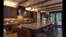 ideas para desayunadores de cocina rusticos cocinas r 250 sticas muebles de cocina r 250 sticos con de ideas de decoraci 243 n