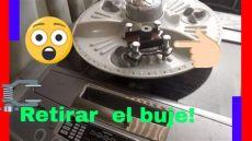 agitador lavadora lg turbo drum como retirar el acople o buje - Buje Agitador Lavadora Lg Turbo Drum