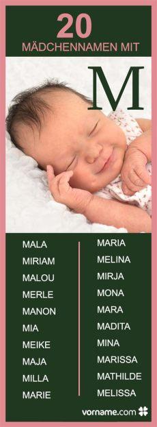 schone jungennamen mit m m 228 dchennamen mit m m 228 dchen vornamen m 228 dchennamen mit m und baby vornamen