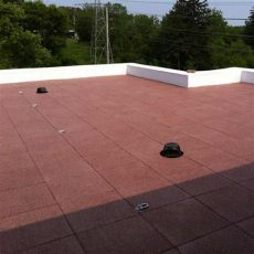 rubber roof deck tiles why choose rubber concrete roof tiles