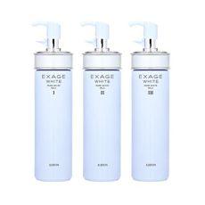 albion exage white pure white milk ii review albion exage white milk ii 200ml made in japan
