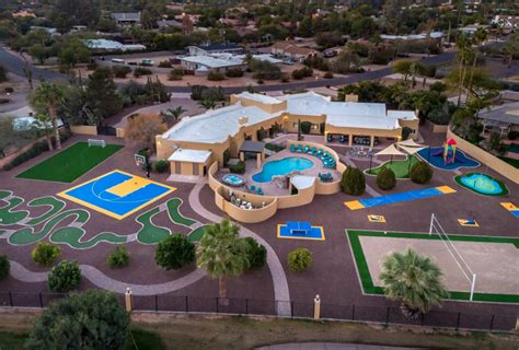 rent arizona home complete coolest backyard homes rich