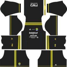 league soccer kit dls kit persib adidas - Kit Dls Persib Adidas