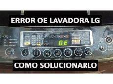 error 03 lavadora lg error oe lavadora lg inverte lavadora
