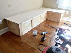 diy corner bench with storage 10 diy corner bench ideas for indoor outdoor diy crafts