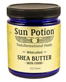 sun potion shea butter shea butter wildcrafted stuffed mushrooms sun potion