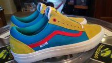 golf wang vans 2015 vans skool pro skate future golf wang 2015 yellow blue colorway 9 4