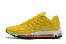air max 97 plus tn jaune nike air max plus chaussure de running nike air max 97 plus tn homme jaune blanc 1903230914
