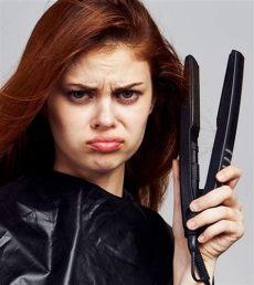apparently we should be cleaning our hair straightener 107 5 kool fm - Moe Hair Straightener