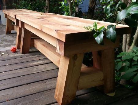 cedar benches home projects ana white cedar bench