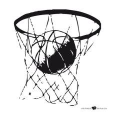 pz c baloncesto - Canasta De Basquetbol Para Dibujar