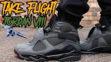 air jordan 8 take flight on feet cop or not 8 quot take flight quot review and on foot in 4k