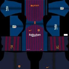 jersey kit dls 18 barcelona league soccer kits 2019 and logo dls 18 kits and logo