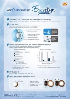 geo medical lenses eyevelyn contact lenses by geo are the silicone hydrogel circle lenses to b