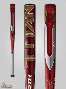 2010 worth titan softball bat 2014 worth titan