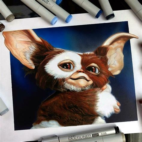 gizmo drawing drawings gizmo