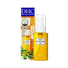 dhc deep cleansing oil 70ml dhc cleansing small size 70ml made in japan