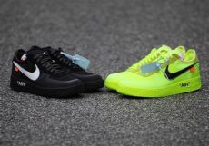 off white x nike air force 1 low volt release date white nike air 1 low black volt info sneakernews