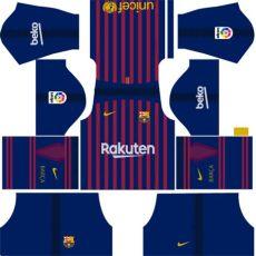 dls 19 kit barcelona logo kit barcelona 2018 para dls 19 league soccer