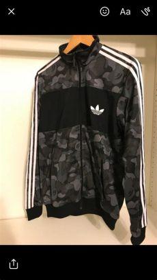 adidas x bape firebird jacket legit check for bape x adidas firebird track jacket bapeheads