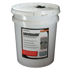 drivehard 5 gal premium concrete and masonry weatherproofer and fortifier 5gdh the home depot - Drive Hard Concrete Sealer