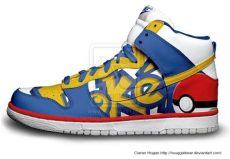 pokemon schuhe fandom fashion finds pok 233 dunks nerdy platypus