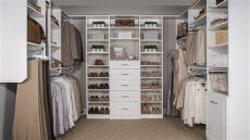 white custom closet creative closets - Creative Closets And More
