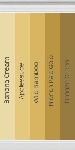mod sims collection gold walls inspired behr paint