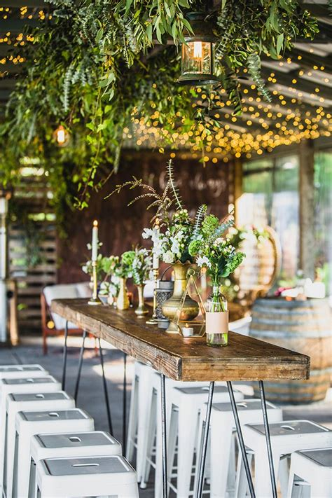 20 gorgeous wedding reception centrepiece ideas cocktail wedding