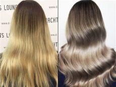 haare abmattieren was bedeutet blond abmattieren abmattieren nach blondierung 2020 05 21